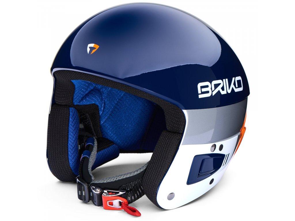 Briko Vulcano FIS 6.8 blue sky white ash