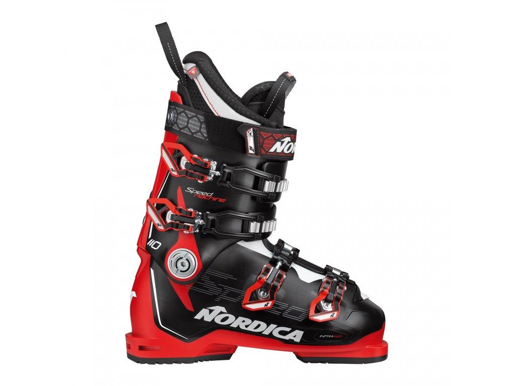 Nordica Speedmachine 110  black/red 19/20