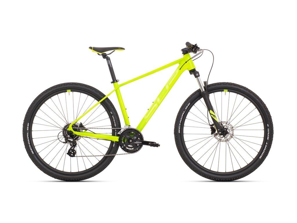 SUP xc 819 matte lime neon yellow