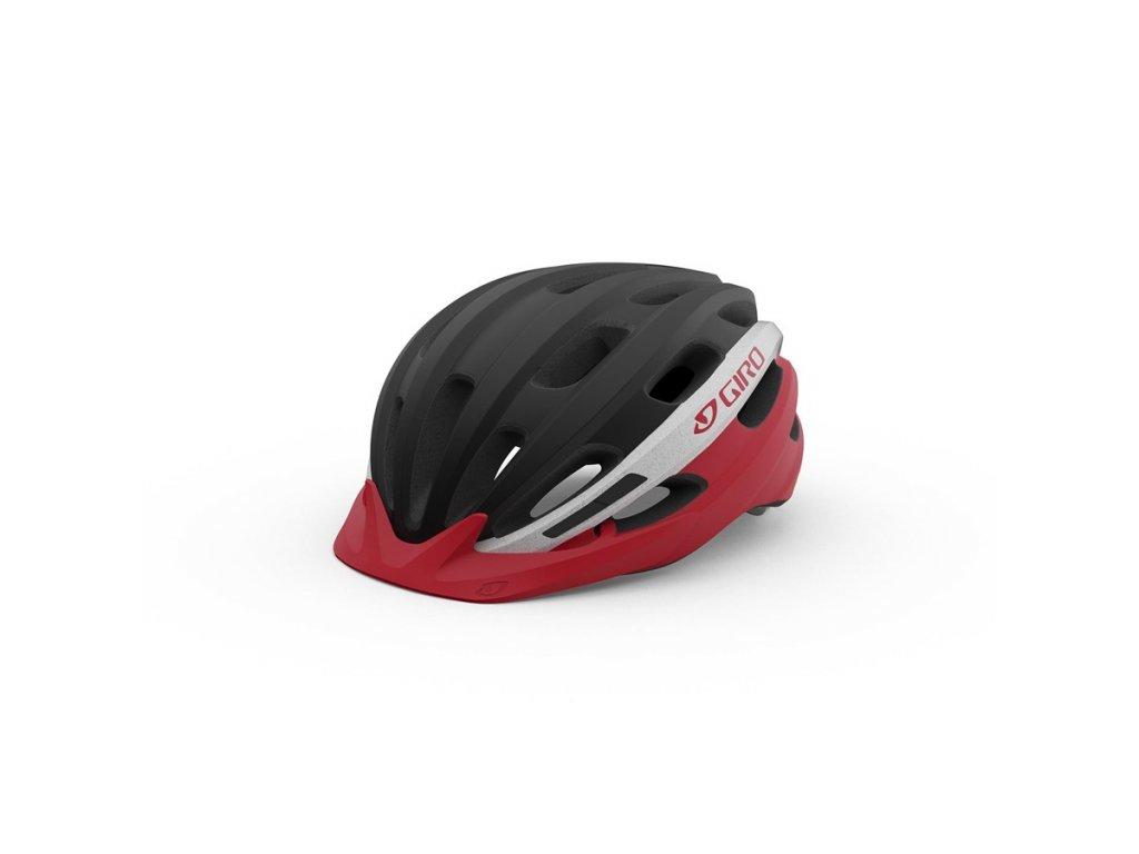 Giro Register Mat Black/Red
