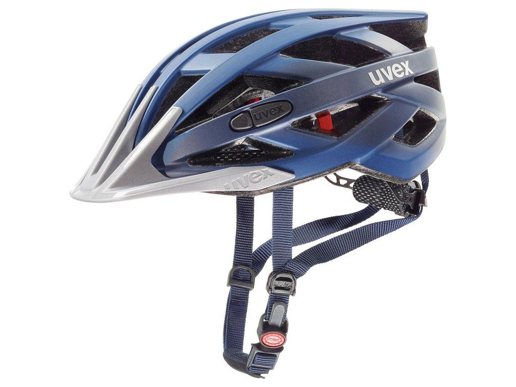 Uvex I-VO CC Dark Blue Met Mat 2021