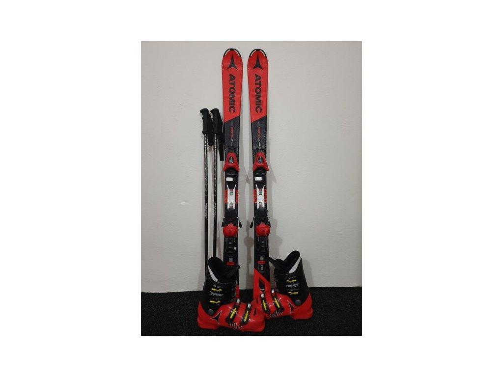 Půjčení lyžařského vybavení