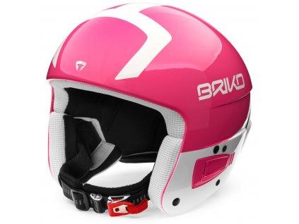 Briko Vulcano FIS 6.8 . shiny pink white