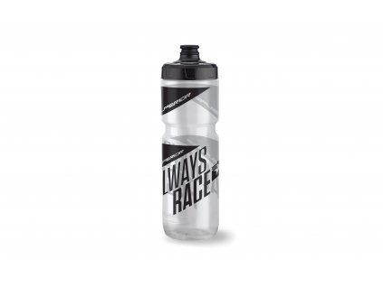 Superior BIG.VALVE.BOTTLE 750 TRANSPARENT BLACK