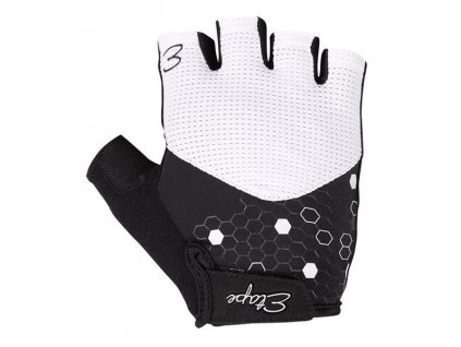 rukavice Etape Betty bílá/černá