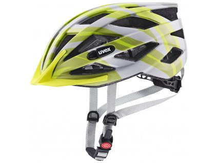 Uvex Air Wing CC Grey - Lime Mat 2021
