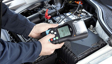 Výmena autobatérie a diagnostika