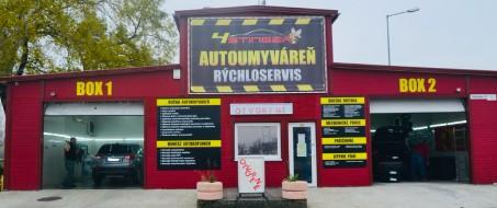 Ručná autoumyváreň a rýchloservis