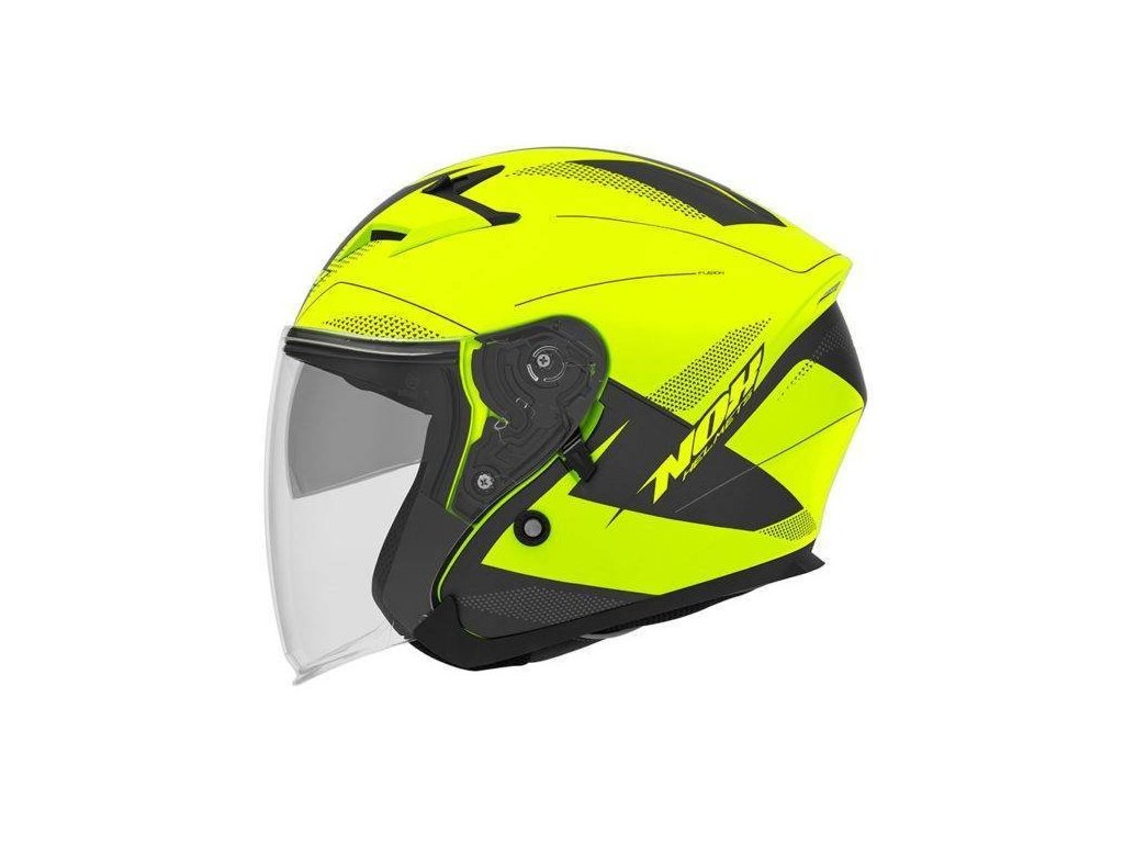 NOX N127 FUSION žltá fluo matná