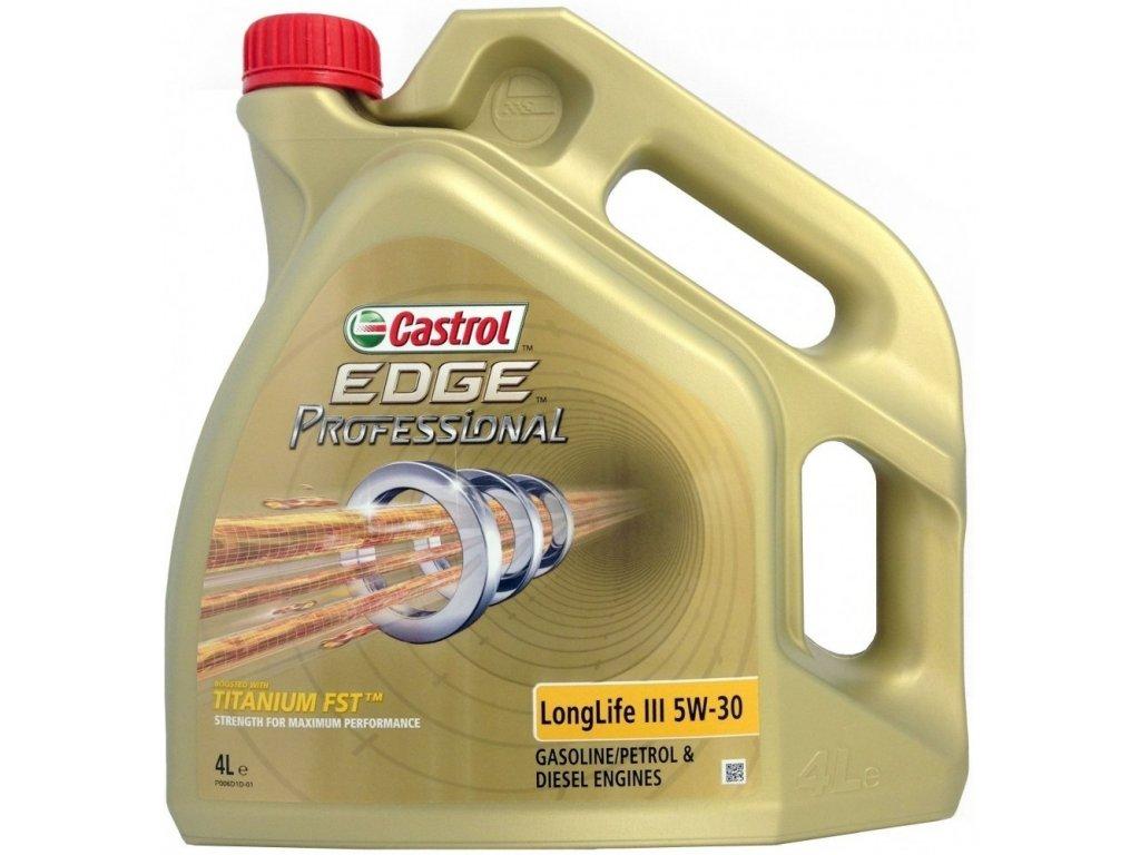 Castrol Edge Titan LL III 5W-30 4L