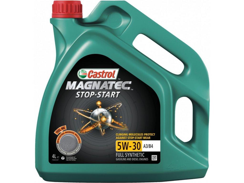 Castrol Magnatec 5W-30 A3/B4 4L STOP-ŠTART