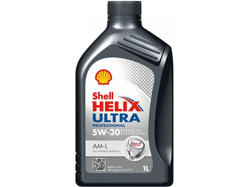 Shell Helix Ultra AM-L/AB-L 5W-30 1L
