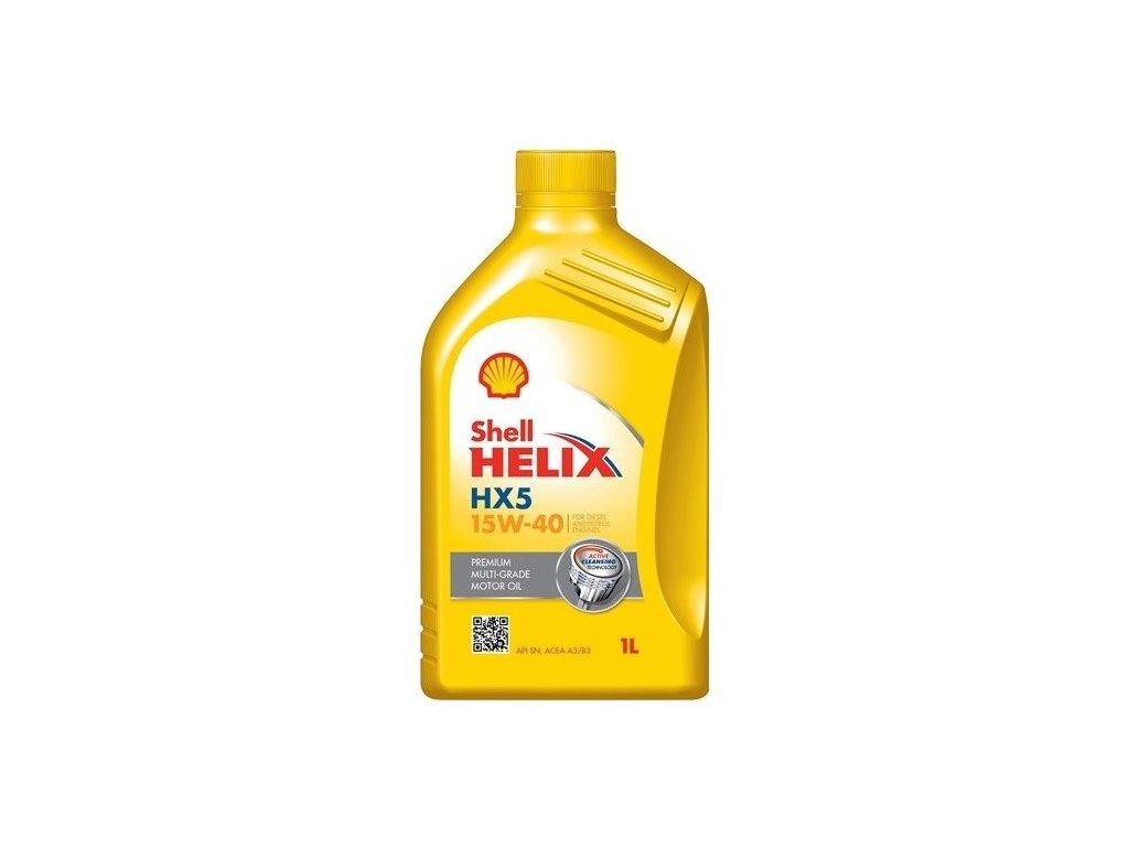 Shell Helix HX5 15W-40 1L