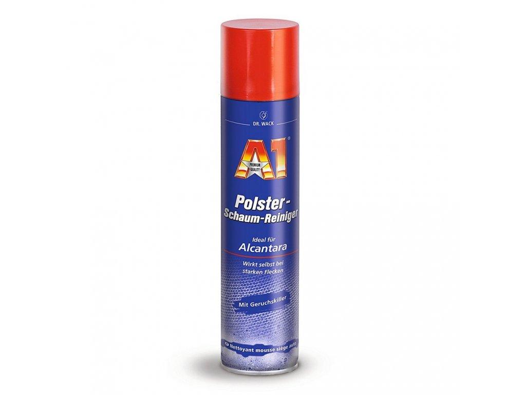A1 Penový čistič na čalunenie ALCANTARA 400ml