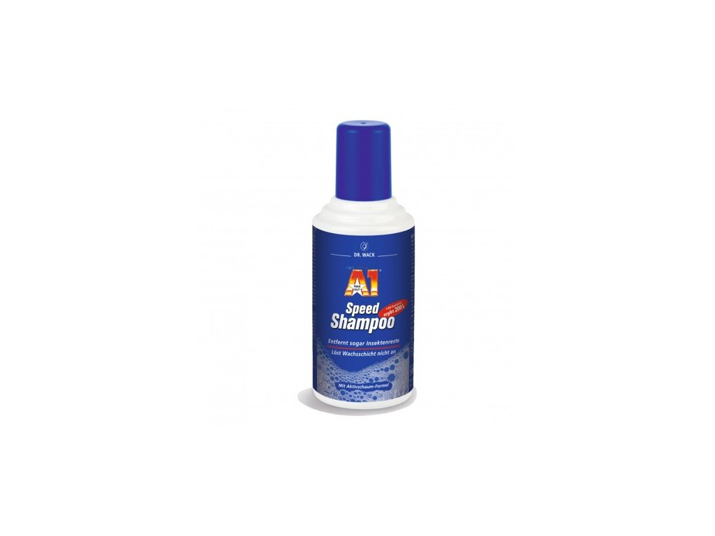 A1 Speed Shampoo 500ml