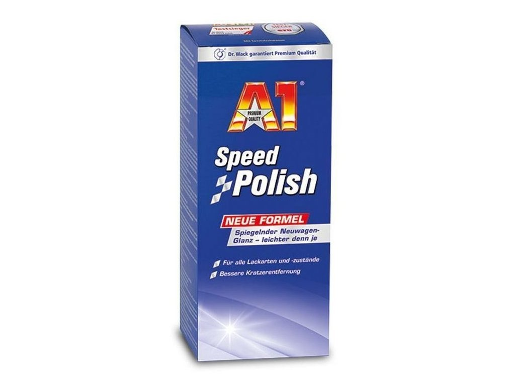 A1 Speed Polish 500 ml