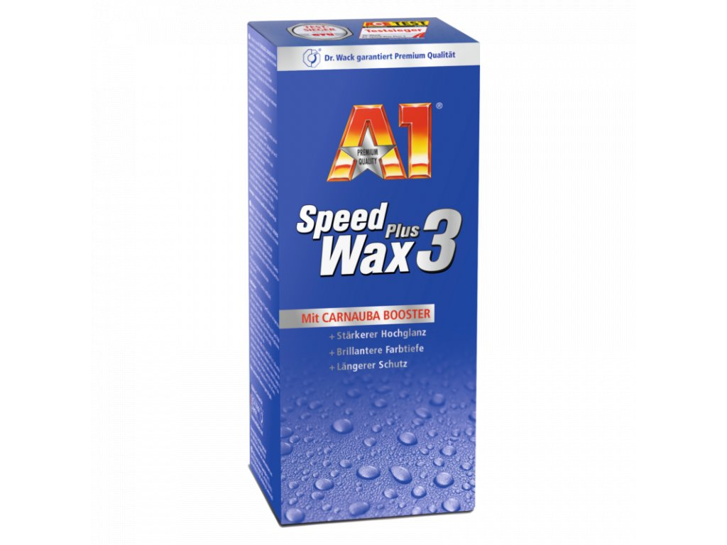 A1 Speed Wax Plus3 500 ml