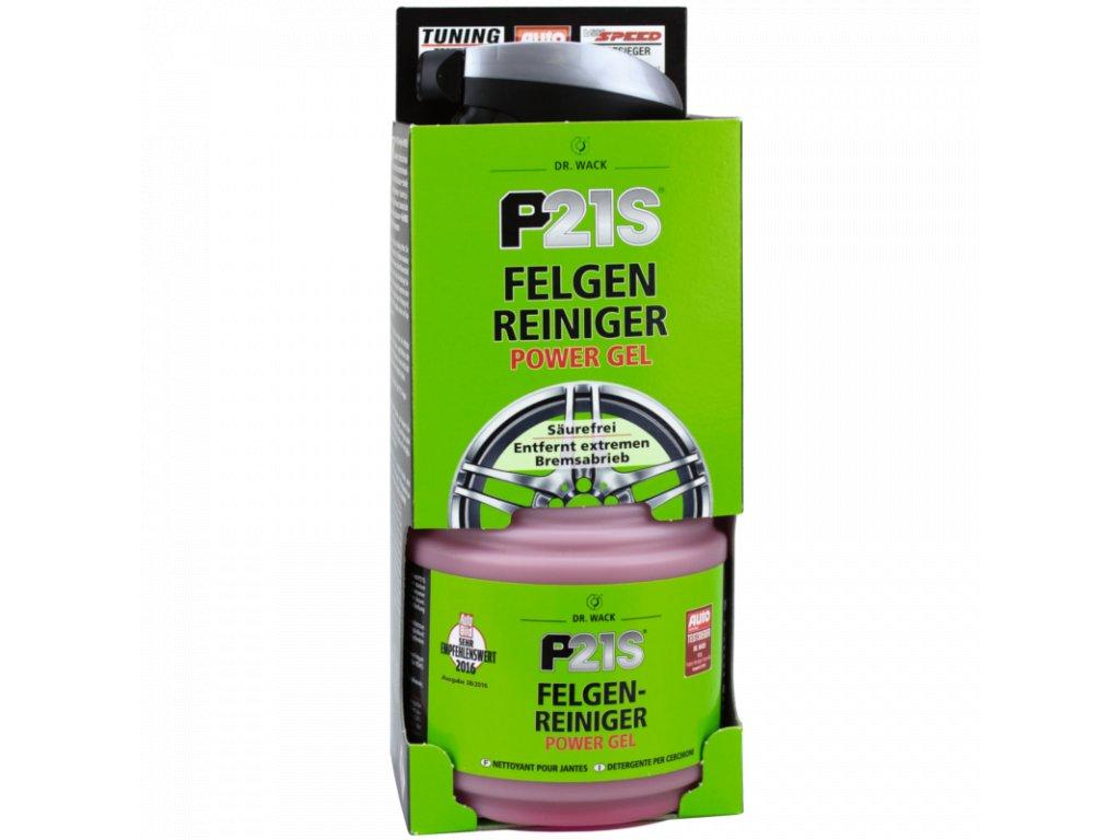 P21S Čistič diskov gelový 750 ml
