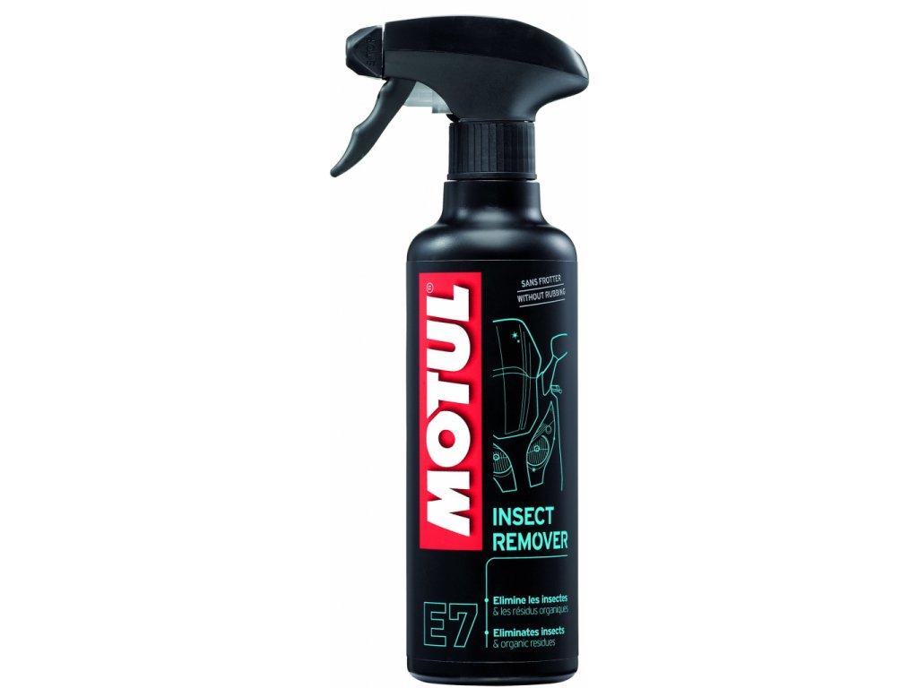 MOTUL E7 INSECT REMOVER 400 ml