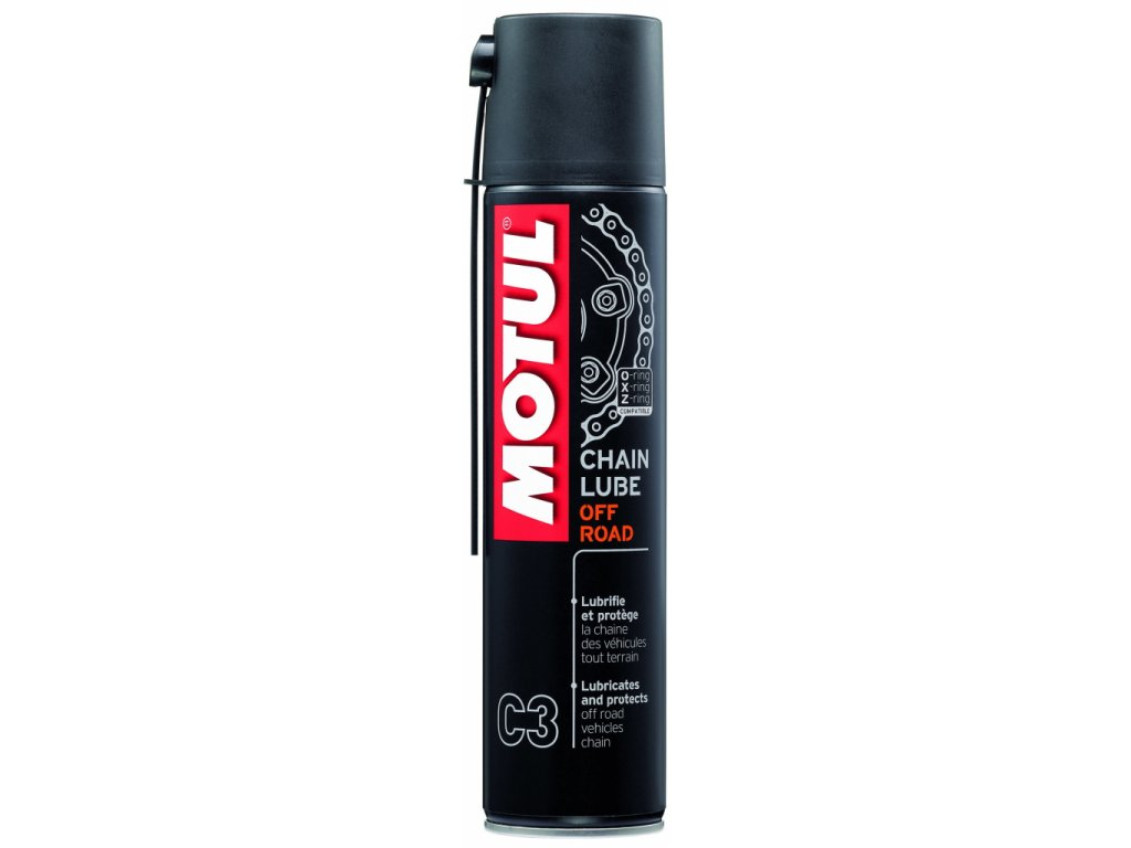 MOTUL C3 CHAIN LUBE OFFROAD 400ml