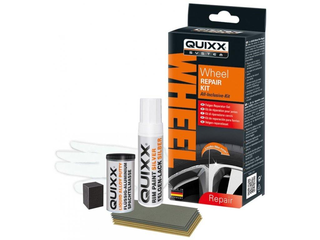 QUIXX Wheel Restoration Kit renovácia disku