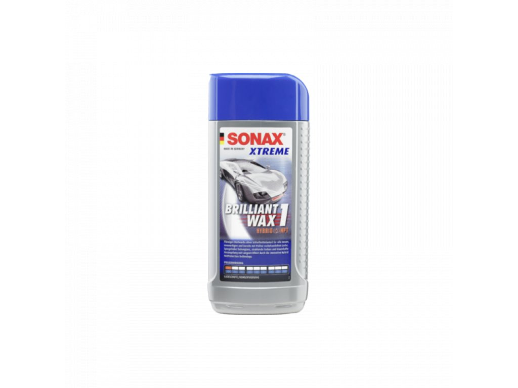 SONAX Xtreme Polish & Wax 1 Hybrid NPT 500ml