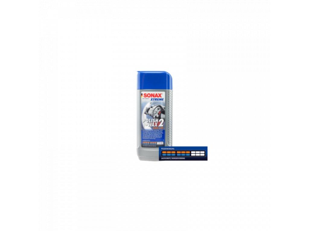 SONAX Xtreme Polish & Wax 2 NANO-PRO 250ml