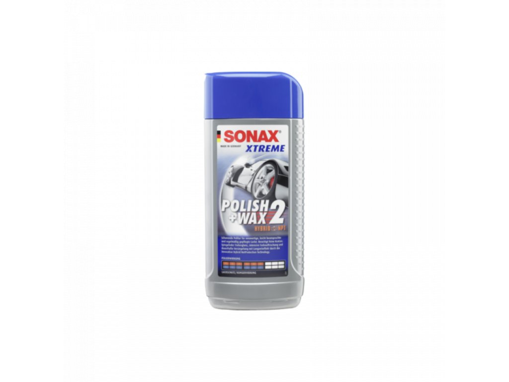 SONAX Xtreme Polish & Wax 2 Hybrid NPT 500ml