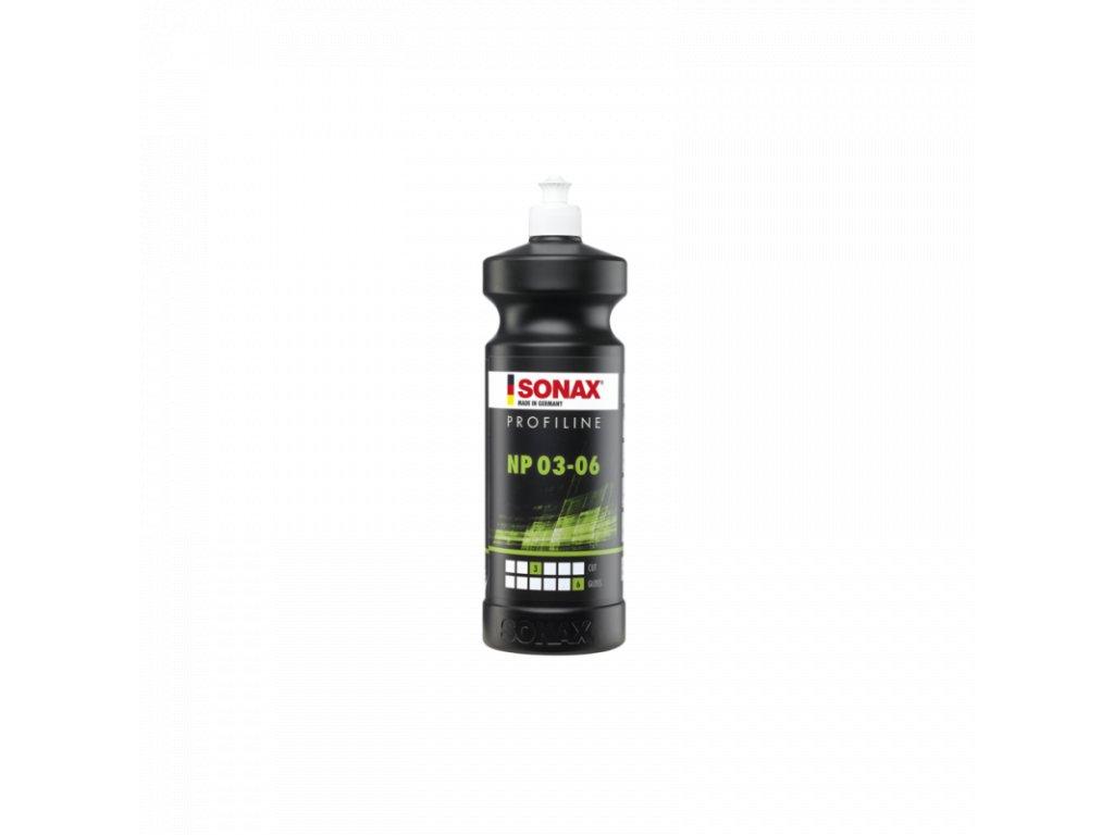 SONAX Profiline Polish Wax Nano 3-6-1000ml