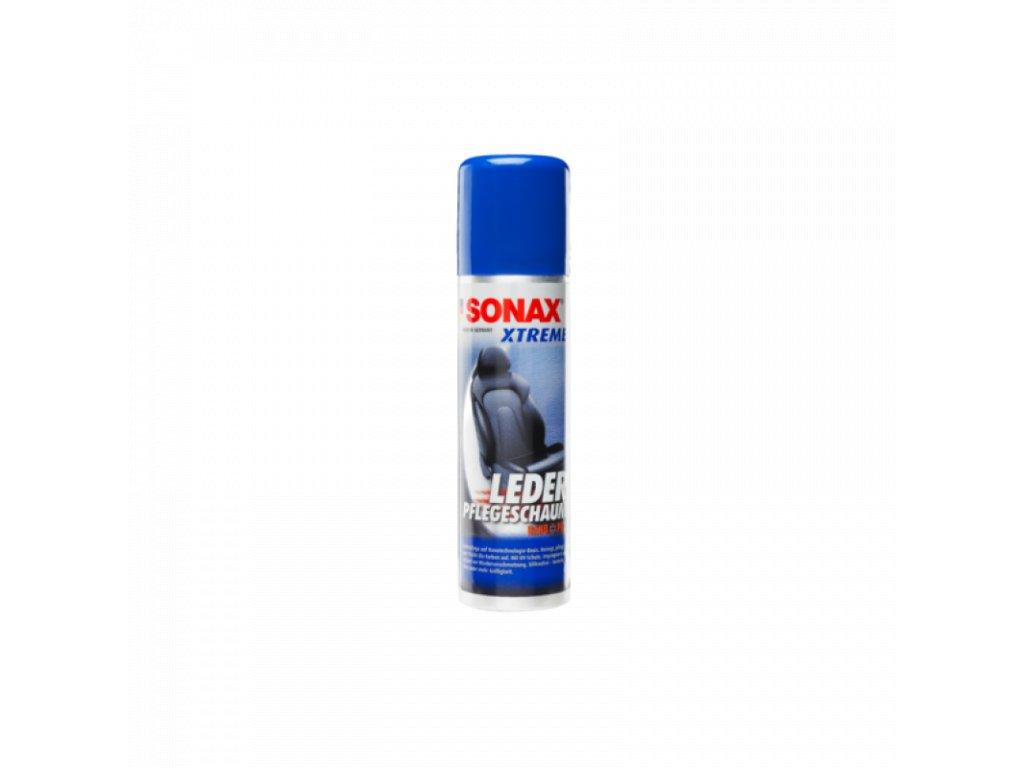 SONAX Xtreme Pena na ošetrenie kože 250ml