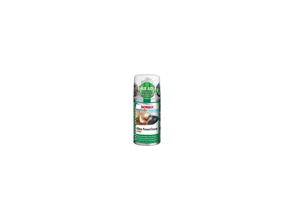 SONAX Čistič klimatizácie antibakteriálny 150ml