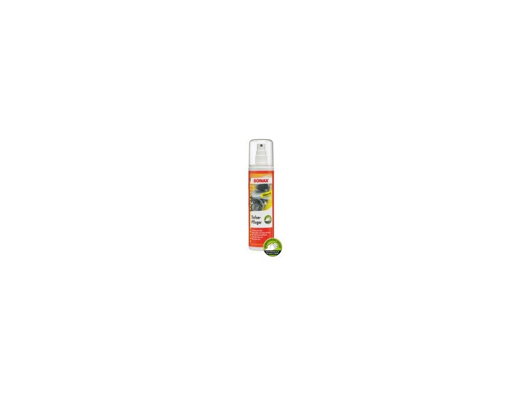 SONAX Hĺbkový čistič plastov a gumy lesklý 300ml