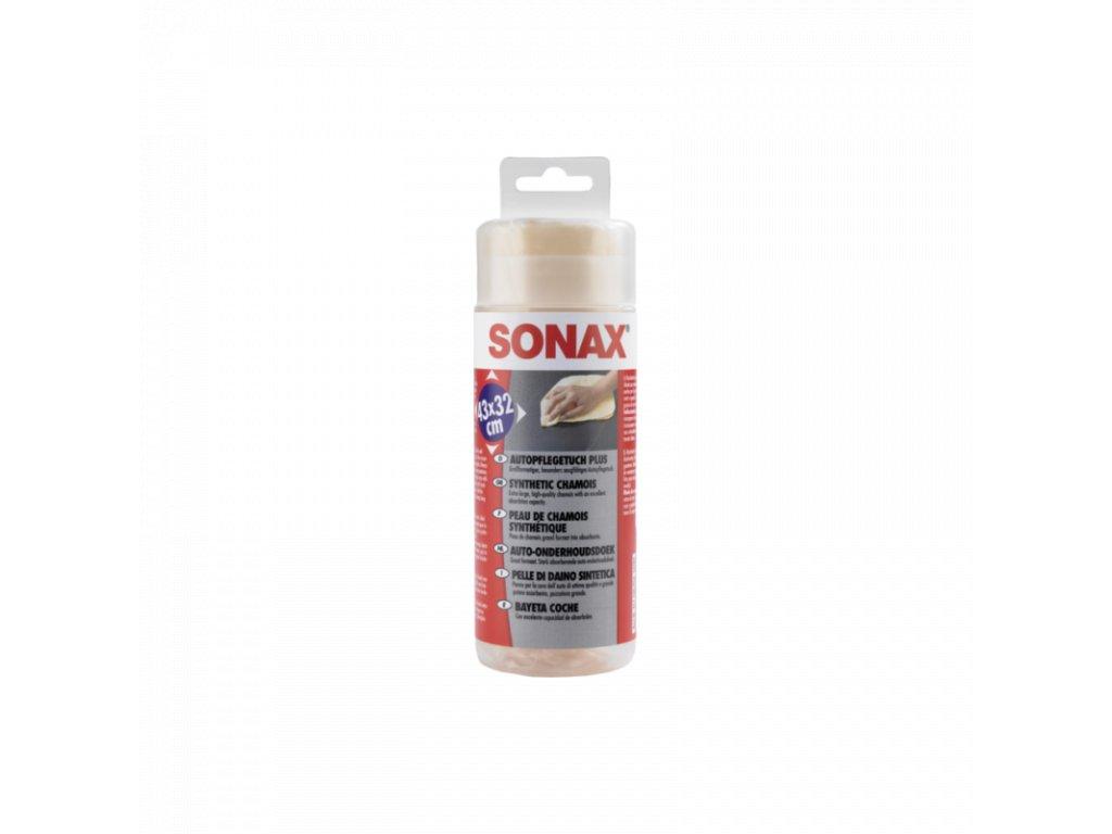 SONAX Umelá jelenica PLUS 43x34cm