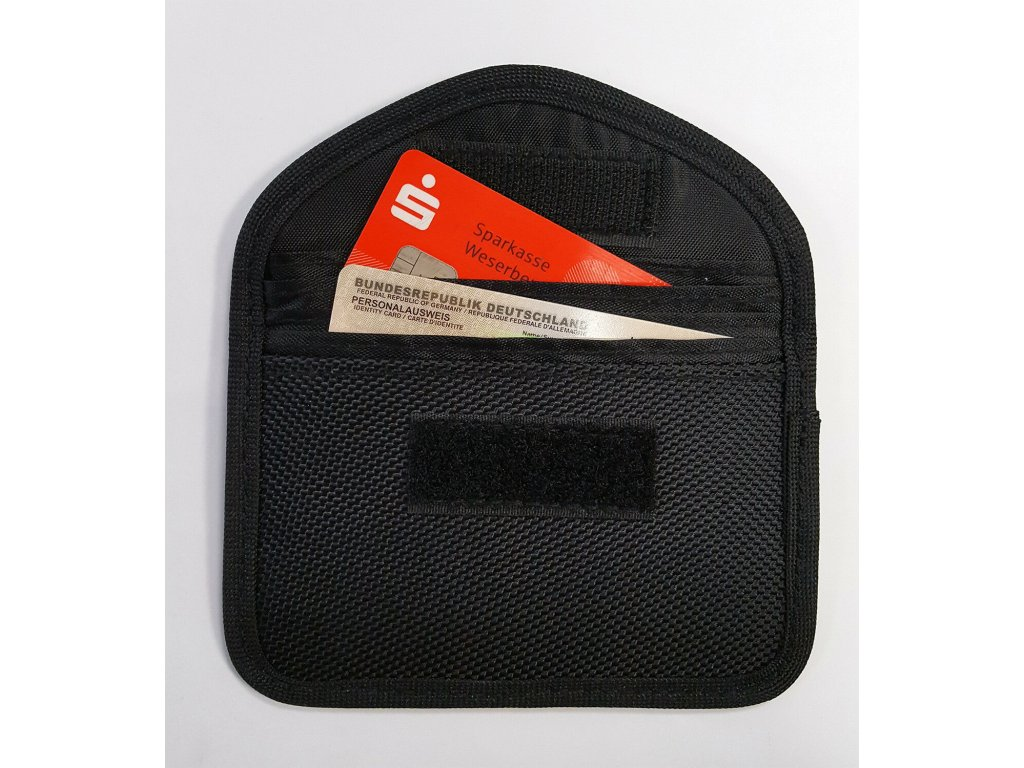HP RFID ochranný obal na kreditné karty