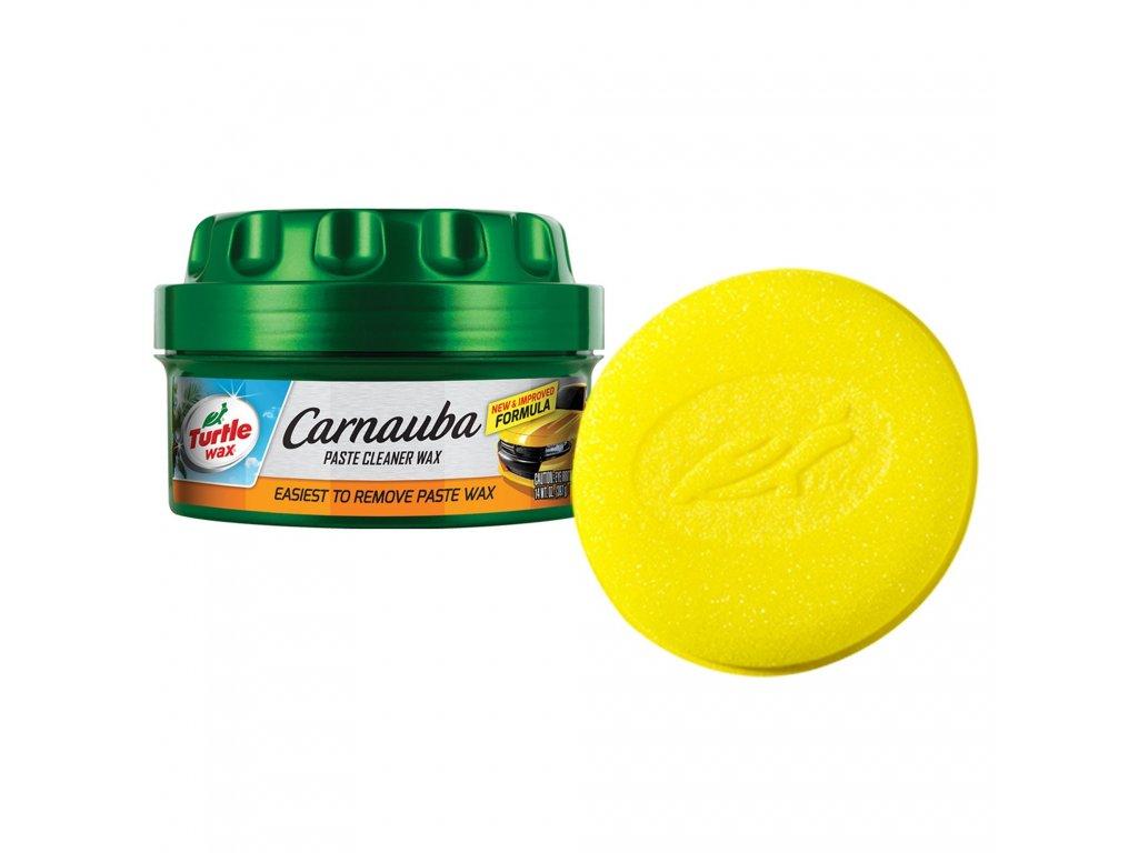 Turtle Wax Carnauba Paste Cleaner Wax 397g