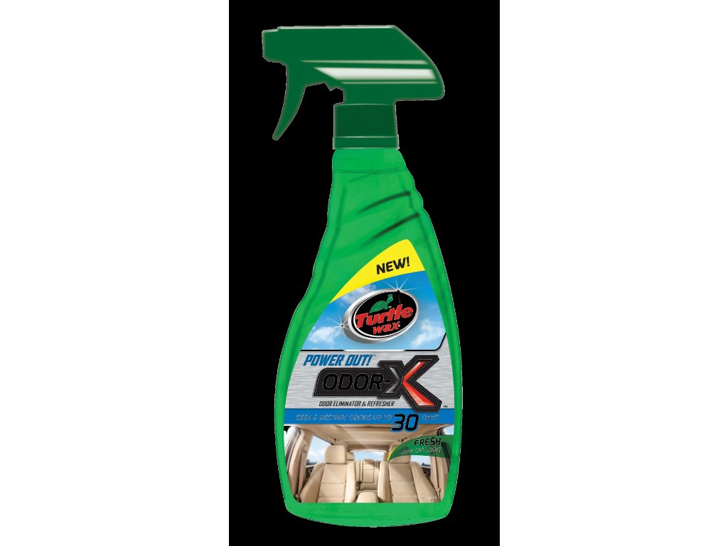Turtle Wax Power Out Odor-X 500ml