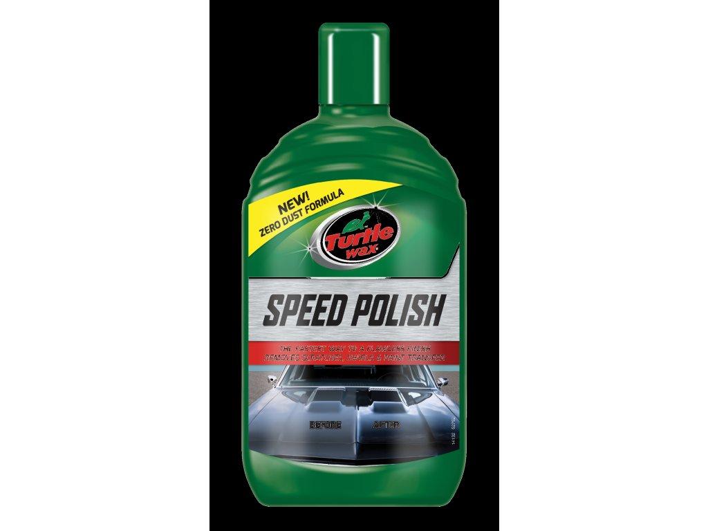 Turtle Wax Speed Polish 500ml