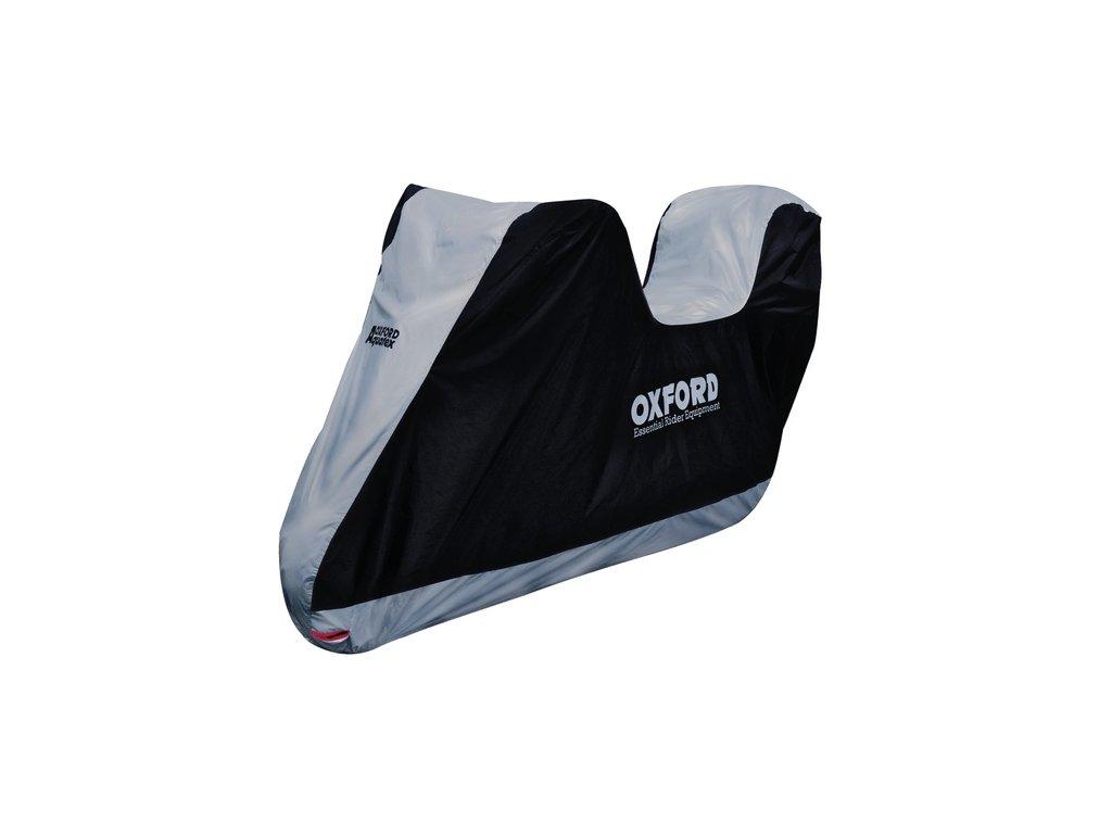 OXFORD AQUATEX Plachta na motorku s kufrom