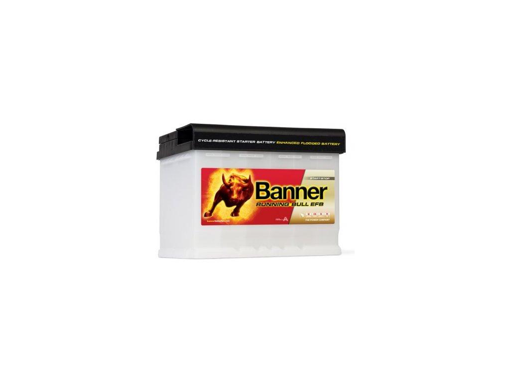Banner RUNNING BULL (EFB) 12V 560 11