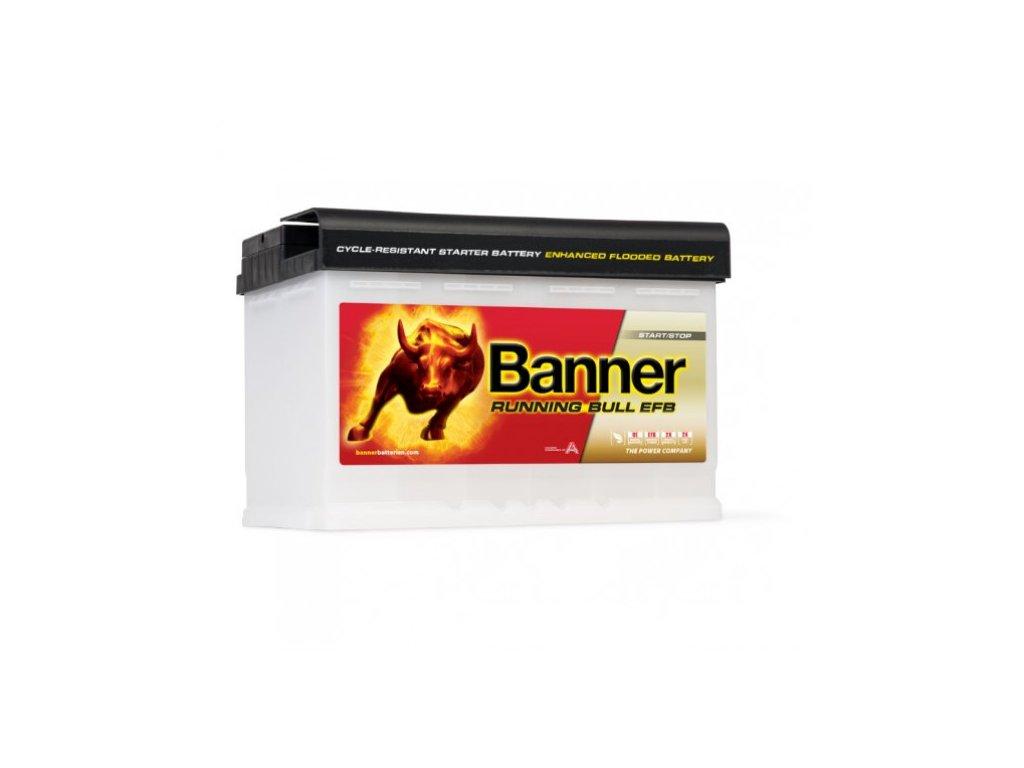 Banner RUNNING BULL (EFB) 12V 570 11
