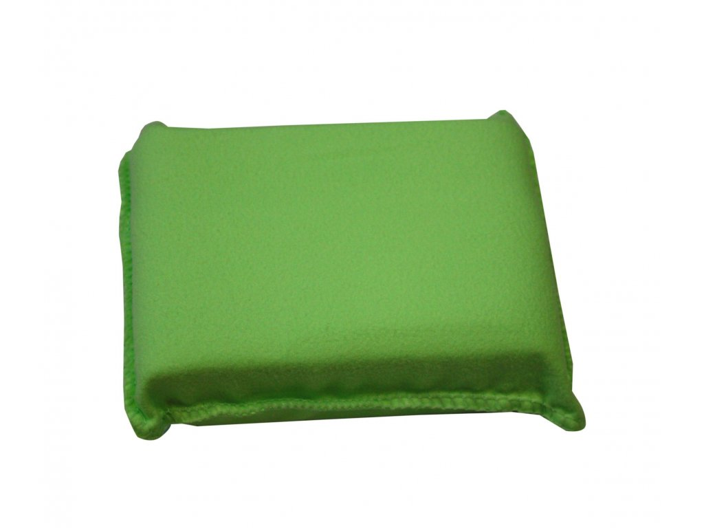 zelená spongia