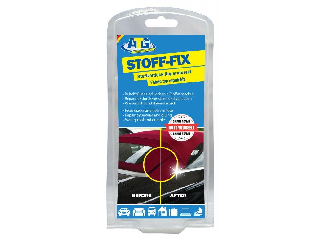 ATG CF002 STOFF FIX Stoffverdeck Stoffplanen Repara 1