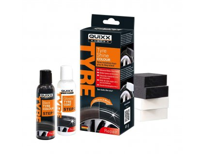 QUIXX Tyre Shine Colour kit
