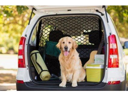 HP Sieť do kufra pre psa alebo batožinu Profi