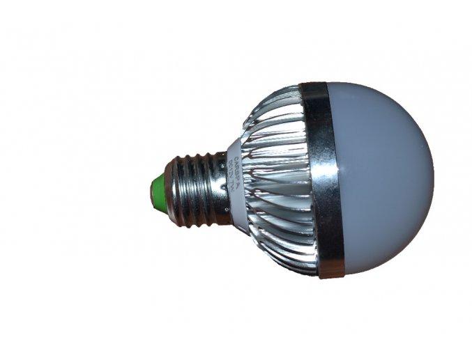 LED žárovka 7W 12V E27 840Lm 3500-5000K bílá