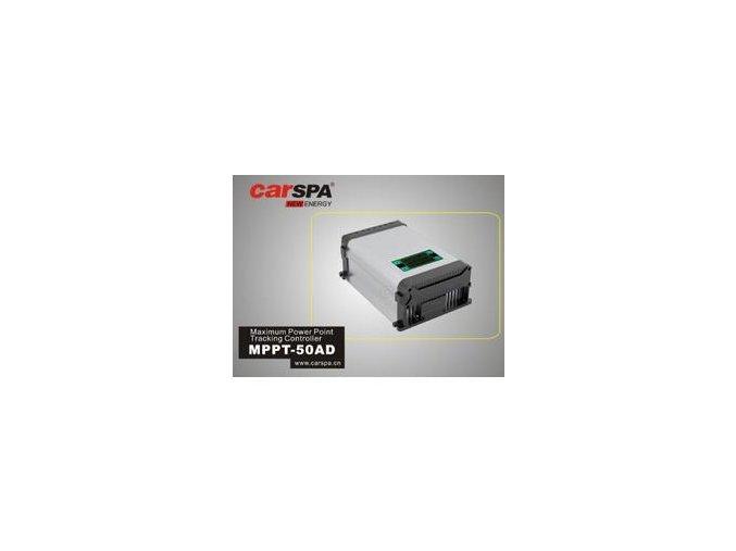Solární regulátor CARSPA MPPT24-50D (MPPT měnič) 50A
