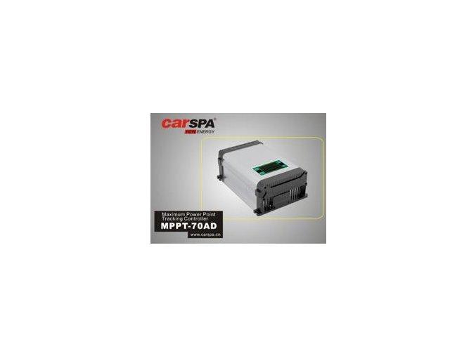 Solární regulátor CARSPA MPPT24-80D (MPPT měnič) 80A