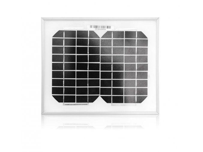 fotovoltaicky panel 5w monokrystalicky maxx i29978