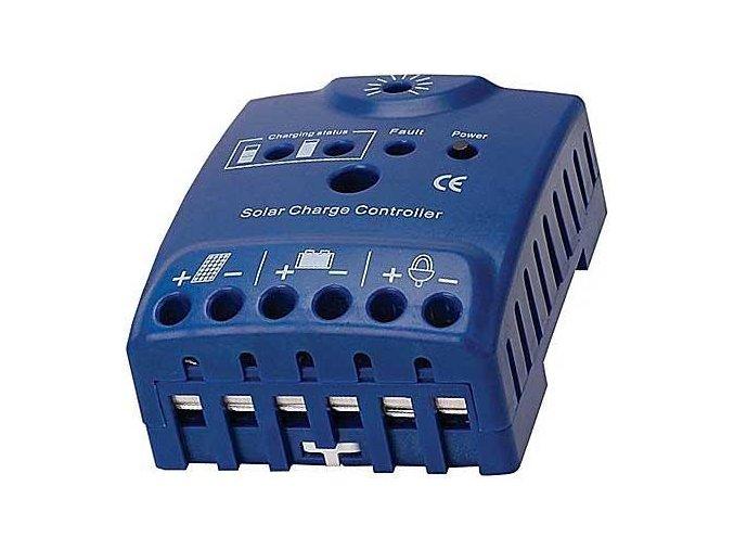 Solární regulátor CD12/24-10 volitelně 12V/10A nebo 24V/10A