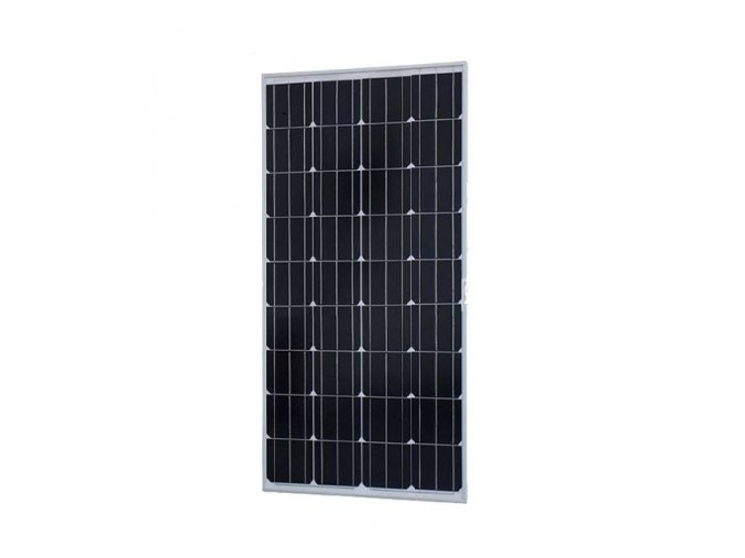fotovoltaicky solarni panel ecowatt 100w monokrystalicky i36153